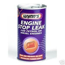 Wynns Motor Oil Stop Leak para todos los tamaños de motores 325ml