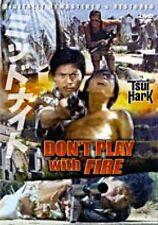 Don't Play With Fire- Hong Kong Kung Fu Martial Arts Action movie DVD - NEW DVD