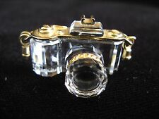 "Swarovski - CAMERA - 1 1/16"" Long - Crystal Memories - Issue - Rare - #208882"