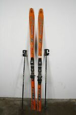 Volkl P30 RC Skis With Bindings 195cm