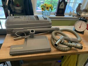 Electrolux Ambassador III canister vacuum And Accessories vgc