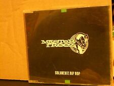 MASTER FREEZ - SOLAMENTE HIP HOP - radio edit 4.05 - album version 4,42 - PROMO