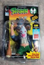 New in Box Todd McFarlane Spawn Clown Violator Exclusive Poseable Action Figure