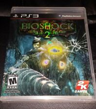 BioShock 2 Sony PlayStation 3 BRAND NEW FACTORY SEALED PS3