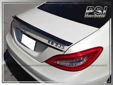 CLS63 AMG Carbon Fiber Trunk Spoiler Lip 2011+ MB W218 CLS350 CLS550 CLS