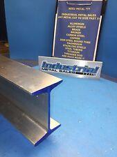 6061 T6 Aluminum I Beam 4 X 190 X 266 X 24 Long I Beam 4