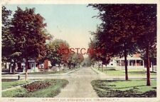 1918 ELM STREET AND WASHINGTON AVE., COBLESKILL, N.Y.