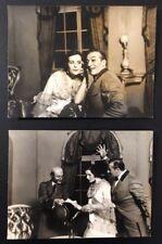 LA CHAUVE SOURIS Max REINHARDT Jarmila NOVOTNA Jules BERRY Théâtre 2 Photos 1933