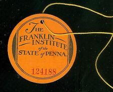 "Ticket - The Franklin Institute of PA ""Hear your own Voice - Test Your Hearing"""