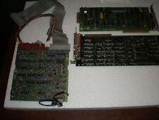 (3) IBM XT 1984 Circuit Boards