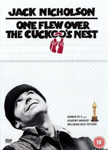 One Flew Over the Cuckoo's Nest (DVD, 1975)