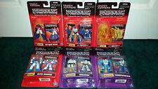 Transformers Hoc Pvc Powermaster Optimus Ultra Magnus Megatron Thundercracker +