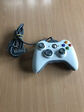 Xbox 360 Official White Wireless controller with Charger Cable.