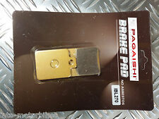 Semi metálicas Pastillas freno Trasero para IPC GTR 50 03-12 R