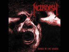 NECROPSY - Buried in the Woods - CD - DEATH METAL