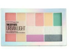 Maybelline New York The City Kits URBAN LIGHT Eye+ Cheek+Blush Palette New