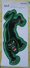 1970er Panther Auto Aufkleber UHW Sticker Top Zustand 21cm x 9cm
