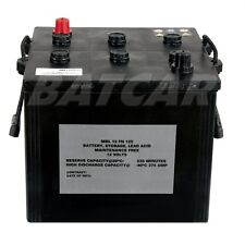 LKW Batterie 12V 125Ah Natoblock, Unimog, Mercedes, MAN, ersetzt 110Ah 130Ah