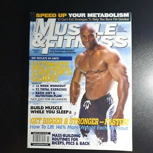 Muscle & Fitness Magazine March 2007 (293) Morris Mendez