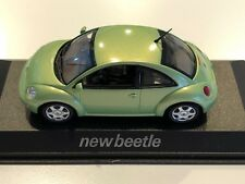 Rare New Beetle Collection New Beetle Cyber Green 1:43 part # NBC 81.85.122