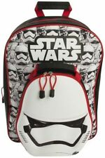 23a6465ea41b Starwars Deluxe 3d Padded Rucksack With Insulated Lunch Bag school trips
