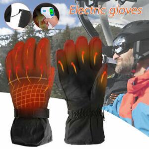 Beheizte Handschuhe Motorrad Warm Winter Elektrische Heizhandschuhe Heated Glove