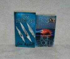 2 Tess Gerritsen Rizzoli & Isles Thrillers Ice Cold & Die Again
