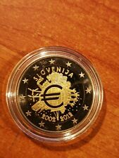 Eslovenia 2012 2 euro ¨10 Aniversario del euro¨ proof pp #2