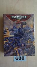 WH40K LIMITED EDITION SPACE MARINE CAPTAIN WH40K 25TH ANNIVERSARY NISB OOP #680
