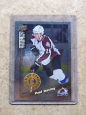 09-10 UD Collectors Choice Reserve Prime PAUL STASTNY