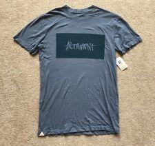 "Altamont ""competencia"" Camiseta. Talla S (34""), Azul/Gris. 100% algodón. RRP £ 25"