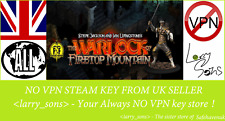The Warlock of Firetop Mountain Steam key NO VPN Region Free UK Seller