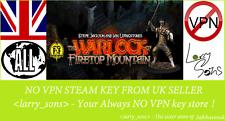 El brujo de clave de vapor de montaña firetop no VPN región libre de Reino Unido Vendedor