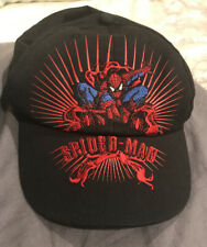SPIDER MAN MARVEL BOYS HAT CAP 6-8Y