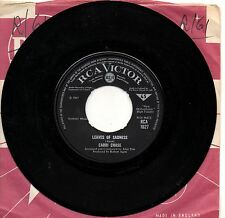 CARRI CHASE disco 45 g. MADE in ENGLAND Leaves of sadness + Mgic music box 1967