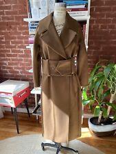 H&M Premium Brown Coat Size Extra Small