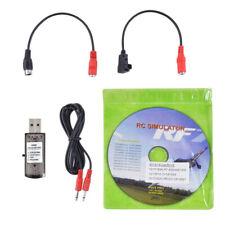 22 in 1 RC USB cavo per simulatore di volo RealFlight G7 G6 G5.5G5 Phoenix NUOVO