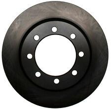 Disc Brake Rotor-Non-Coated Front ACDelco Advantage 18A274A