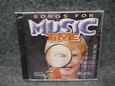 Songs For Music Time 3.1 Children's Christian Music Series CD Life Way NEW NSS