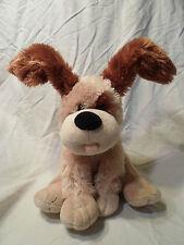 "Department 56 Electronic Puppy Dog Barks 12"" Plush Soft Toy Stuffed Animal"