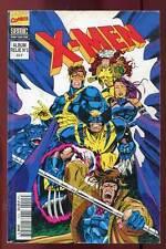 RELIURE X-MEN N°5 (N°9-10). SEMIC. 1994.