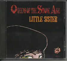 QUEENS OF THE STONE AGE Little Sister PROMO CD stoneage