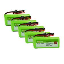 5x AAA 800mAh 2.4V Telephone Battery for Uniden BT-1008 BT-1021 BT-1016 BT-1025