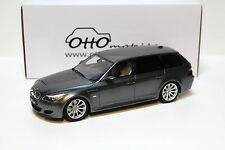 1:18 otto BMW m5 Touring e61 GREY NEW in Premium MODELCARS
