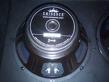 Eminence Beta 12Lta Woofer  Pair   used    Beta Lta