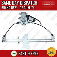 ELECTRIC WINDOW REGULATOR FOR NISSAN PRIMERA P11 1996>2002 FRONT LEFT WITH MOTOR