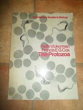 THE PROTOZOA Introductory Studies In Biology Keith Vickerman Francis E G Cox