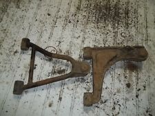 1990 YAMAHA BIG BEAR 350 4WD FRONT RIGHT A-ARMS UPPER LOWER A-ARM