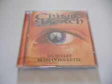 "China Beach ""Six Bullet Russian Roulette"" Rare cd Rock the nations Records"