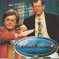 Harald Schmidt Die Musik aus Schmidteinander (1994, v.a.: Paul Young, Jef.. [CD]